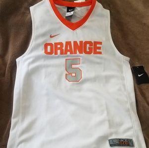 Nike Youth Large Syracuse Basketball Jersey